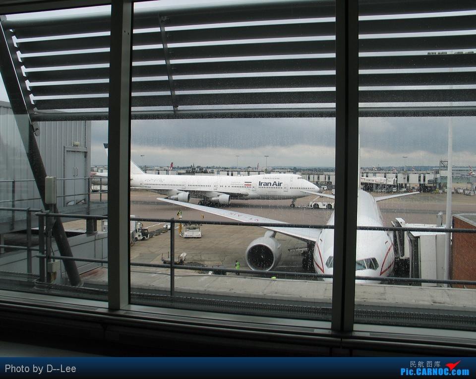 Re:[原创]新年来请大家吃些陈年老味,新年快乐啊各位 BOEING 747-200 B- Great Britain (UK) LONDON HEATHROW