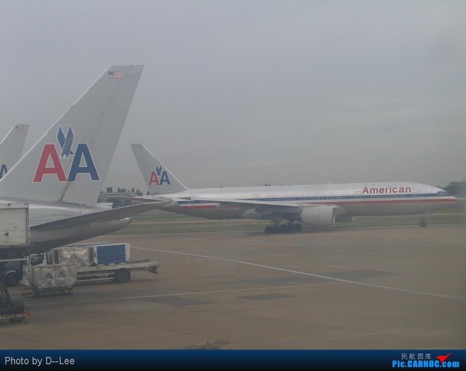 Re:[原创]新年来请大家吃些陈年老味,新年快乐啊各位 BOEING 777-200 B- Great Britain (UK) LONDON HEATHROW