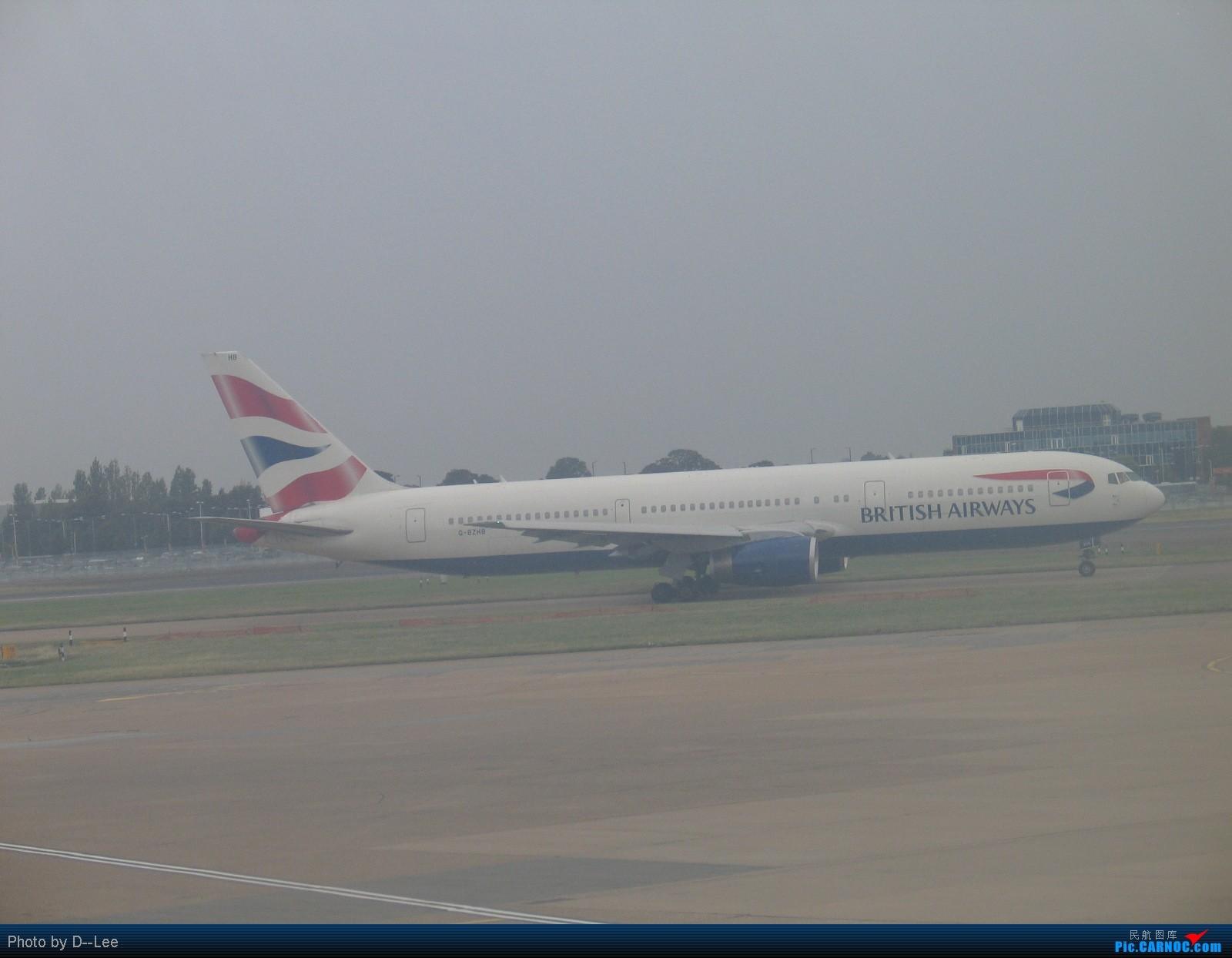 Re:[原创]新年来请大家吃些陈年老味,新年快乐啊各位 BOEING 767-300 B- Great Britain (UK) LONDON HEATHROW