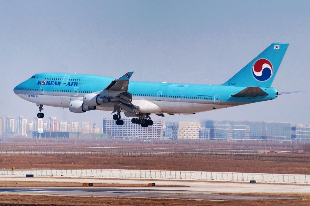 "Re:【TSN】CAUC的体育馆是个看飞机的""山寨塔台"" BOEING 747-400 HL7480 中国天津滨海机场"