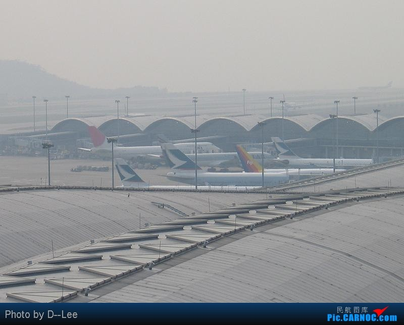 Re:[原创]第一个周末,发发HKG地面的    中国香港赤鱲角国际机场