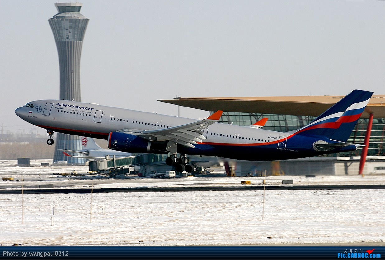 Re:[原创]彩绘-图波列夫-天合-达索猎鹰等等,包罗万象 AIRBUS A330-243 VP-BLX 中国北京首都机场