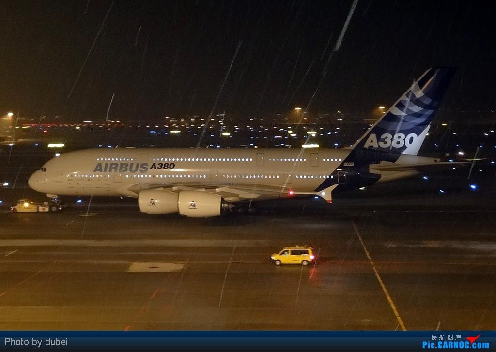 Re:[原创]夜拍380,空客380造访苏黎世做测试飞行 AIRBUS A380 F-WWDD Switzerland ZURICH