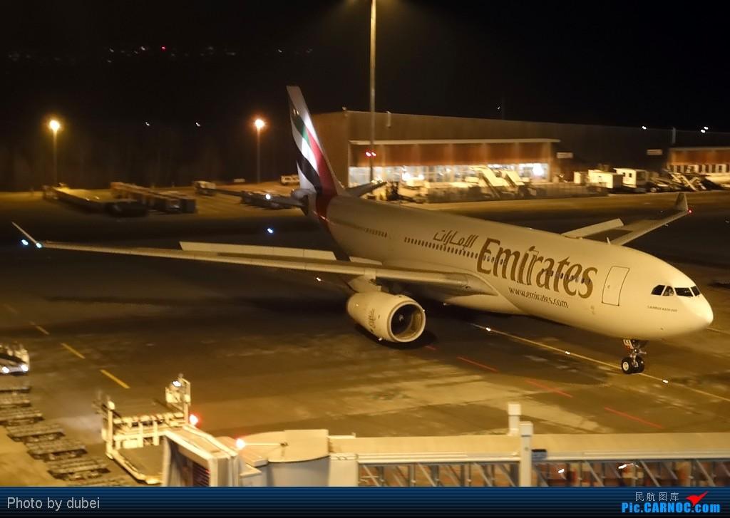 Re:[原创]夜拍380,空客380造访苏黎世做测试飞行 AIRBUS A330  Switzerland ZURICH