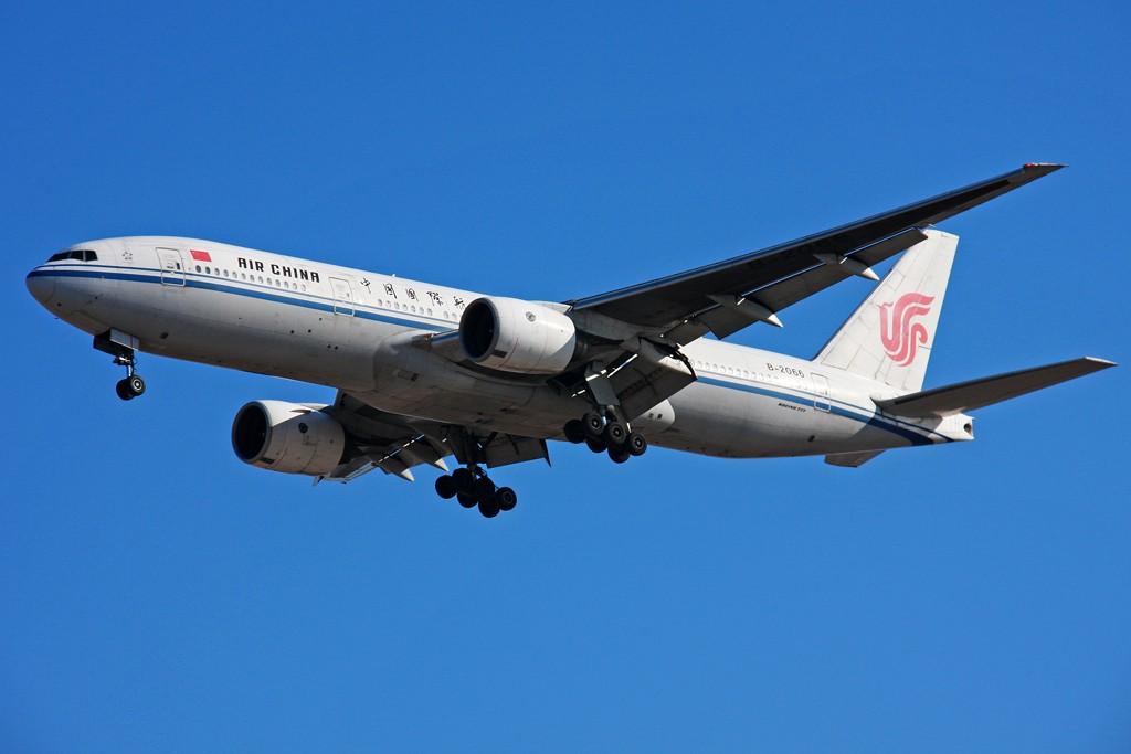 [原创]【BLDDQ】好天气--喜欢拐拐拐的同志请进来,不喜欢拐拐拐的同志也请进来QQ!! BOEING 777-200 B-2066 中国北京首都机场