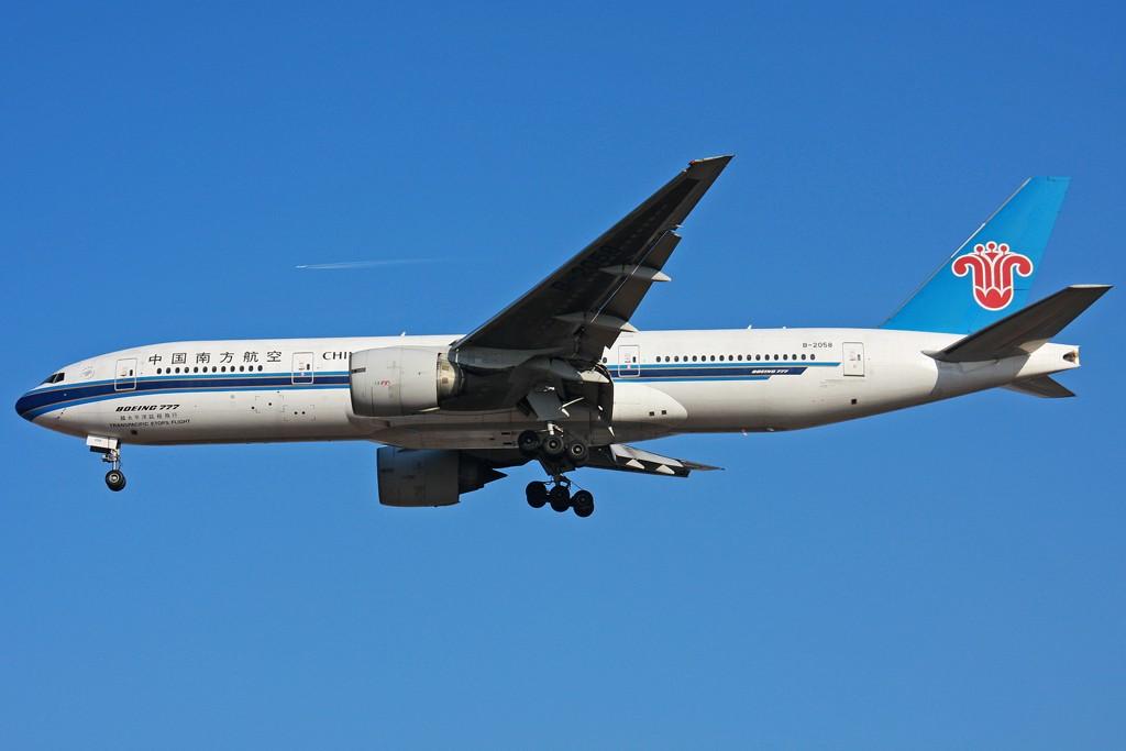 Re:[原创]【BLDDQ】好天气--喜欢拐拐拐同志请进来,不喜欢拐拐拐的同志也请进来QQ!! BOEING 777-21BER B-2058 中国北京首都机场