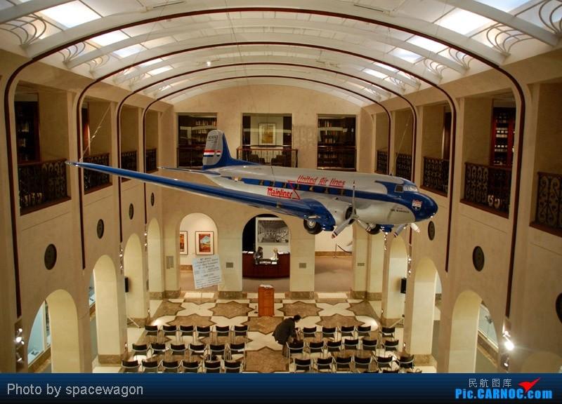 Re:[原创]{瓦罐出品}09圣诞十日疯狂泛美机场游(二):SFO飞行博物馆、LAS以及旧金山漫步    United States SAN FRANCISCO INTL