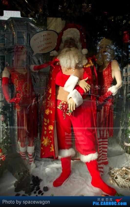 Re:[原创]{瓦罐出品}09圣诞十日疯狂泛美机场游(二):SFO飞行博物馆、LAS以及旧金山漫步