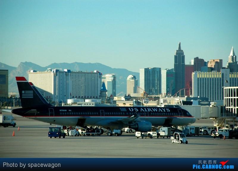 Re:[原创]{瓦罐出品}09圣诞十日疯狂泛美机场游(二):SFO飞行博物馆、LAS以及旧金山漫步 AIRBUS A321  LAS
