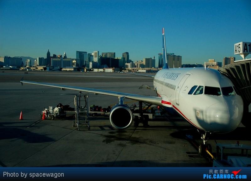 Re:[原创]{瓦罐出品}09圣诞十日疯狂泛美机场游(二):SFO飞行博物馆、LAS以及旧金山漫步 AIRBUS A319  LAS