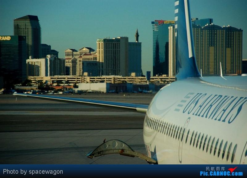 Re:[原创]{瓦罐出品}09圣诞十日疯狂泛美机场游(二):SFO飞行博物馆、LAS以及旧金山漫步 BOEING 737  LAS United States LAS VEGAS MCCARRAN