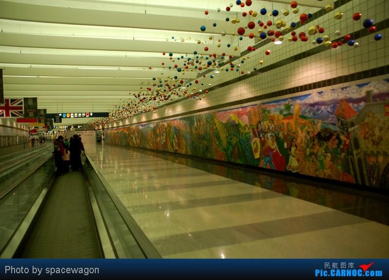 Re:[原创]{瓦罐出品}09圣诞十日疯狂泛美机场游(三):Iron City-ORD-DCA大雪    United States CHICAGO O'HARE
