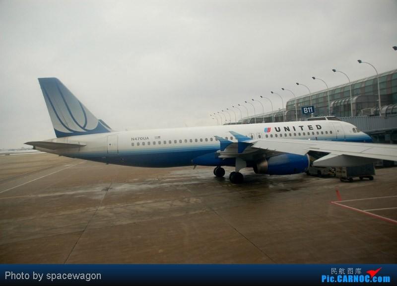 Re:[原创]{瓦罐出品}09圣诞十日疯狂泛美机场游(三):Iron City-ORD-DCA大雪 AIRBUS A320-200  ORD
