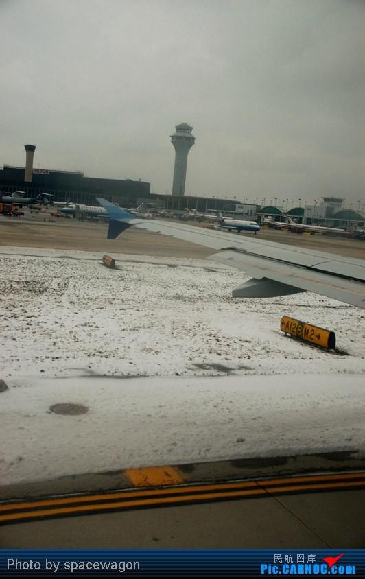 Re:[原创]{瓦罐出品}09圣诞十日疯狂泛美机场游(三):Iron City-ORD-DCA大雪 BOEING 767  ORD United States CHICAGO O'HARE