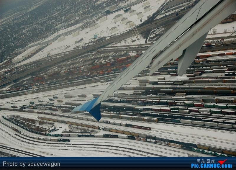 Re:[原创]{瓦罐出品}09圣诞十日疯狂泛美机场游(三):Iron City-ORD-DCA大雪 BOEING 777-300  ORD United States CHICAGO O'HARE