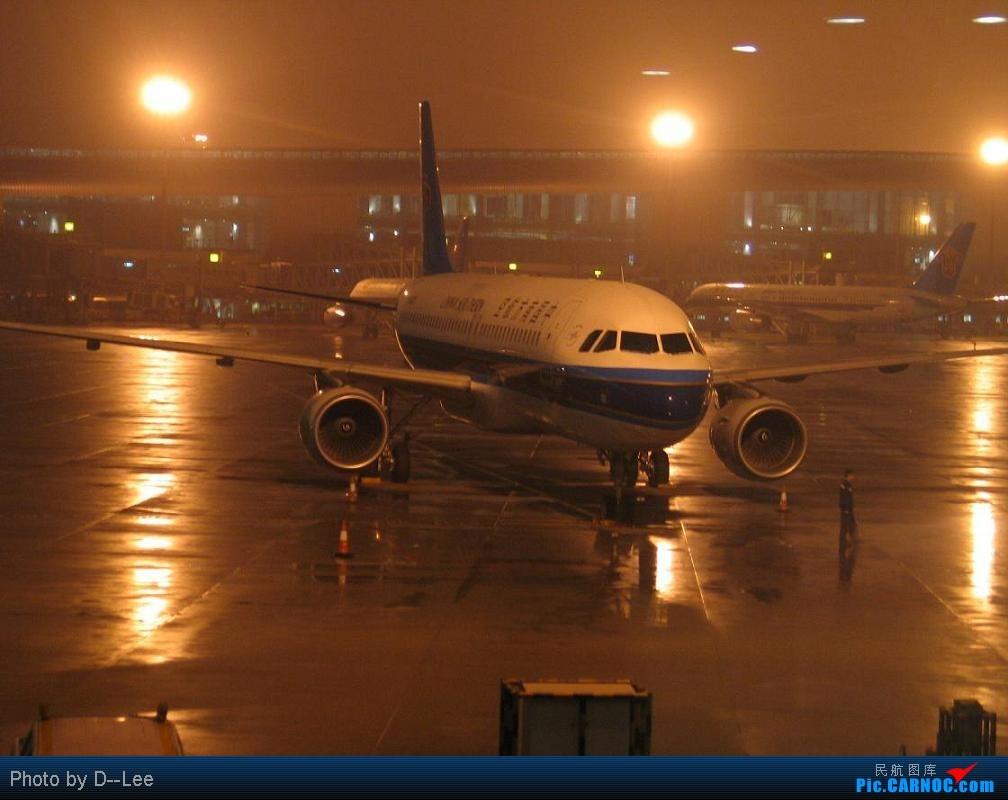 [原创]华东游记之(出发)飞向杭州CAN--HGH远机位之旅 A320-200 B- 中国广州白云机场