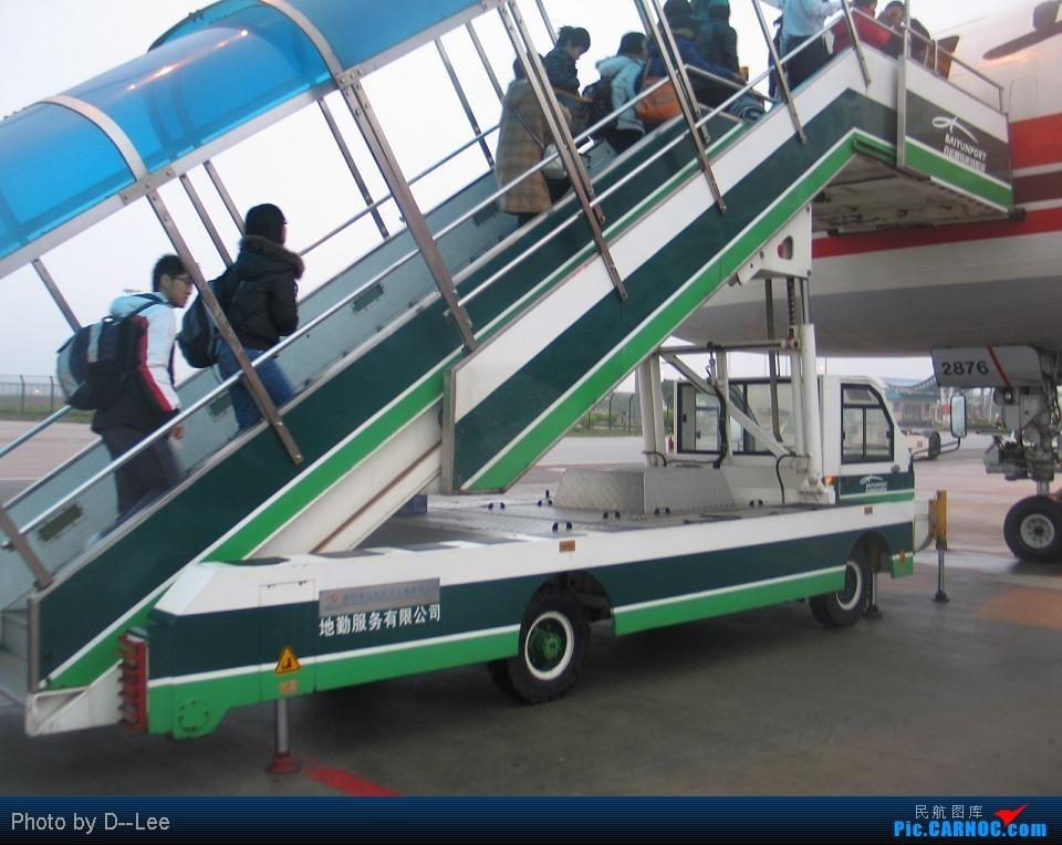 Re:[原创]华东游记之(出发)飞向杭州CAN--HGH远机位之旅 BOEING757-200 B-2876 中国广州白云机场 中国广州白云机场