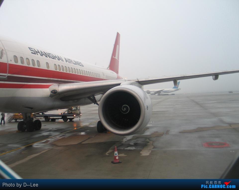 Re:[原创]华东游记之(出发)飞向杭州CAN--HGH远机位之旅 BOEING757-200 B-2876 中国广州白云机场