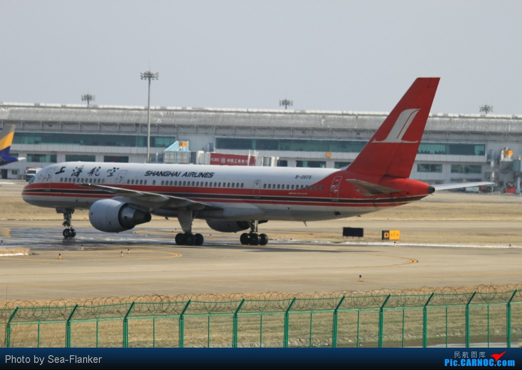 Re:[原创]【NKG】 NKGTower: FM9356 cleared for take off wind calm. BOEING 757-26D B-2875 中国南京禄口机场