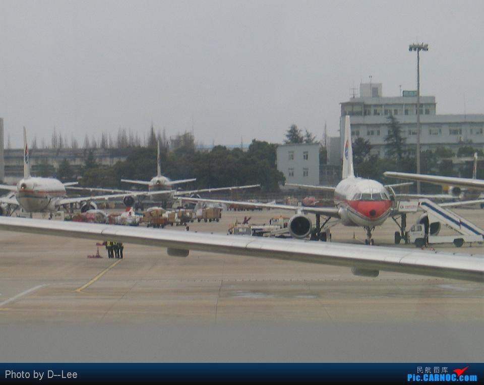 Re:[原创]华东游之回程SHA-CAN by -2567 BOEING 767-300 B-2568 中国上海虹桥机场 中国上海虹桥机场