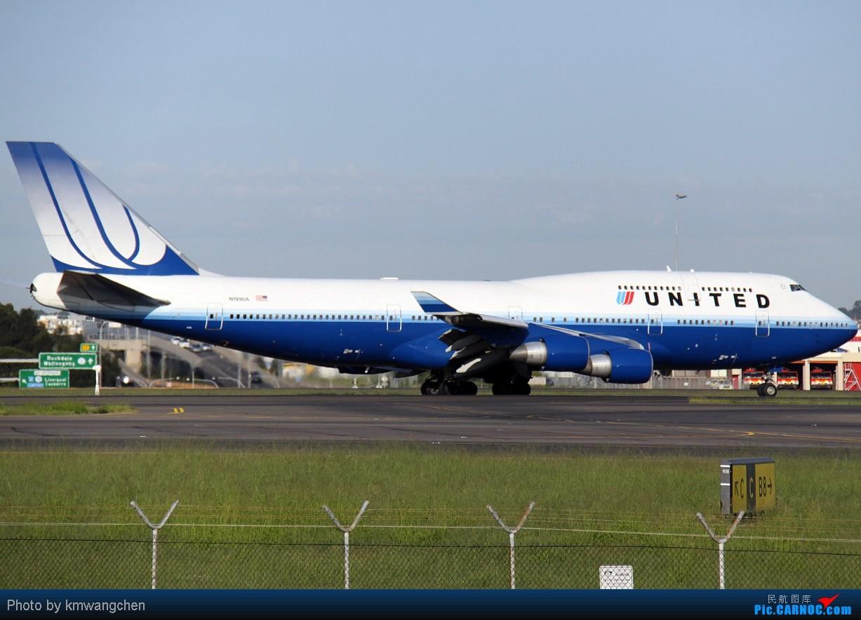 Re:[原创]]【SYDWC】悉尼晴天系列(3)jetstar330.快达747.Polynesian Blue737 BOEING 747-422 N199UA Australia SYDNEY KINGSFORD