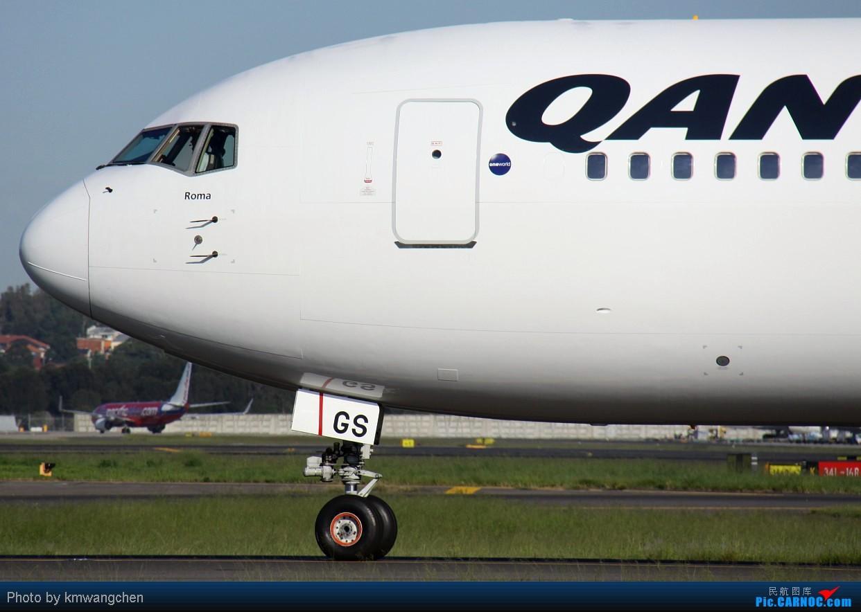 Re:[原创]]【SYDWC】悉尼晴天系列(3)jetstar330.快达747.Polynesian Blue737 BOEING 767-338ER VH-OGS Australia SYDNEY KINGSFORD