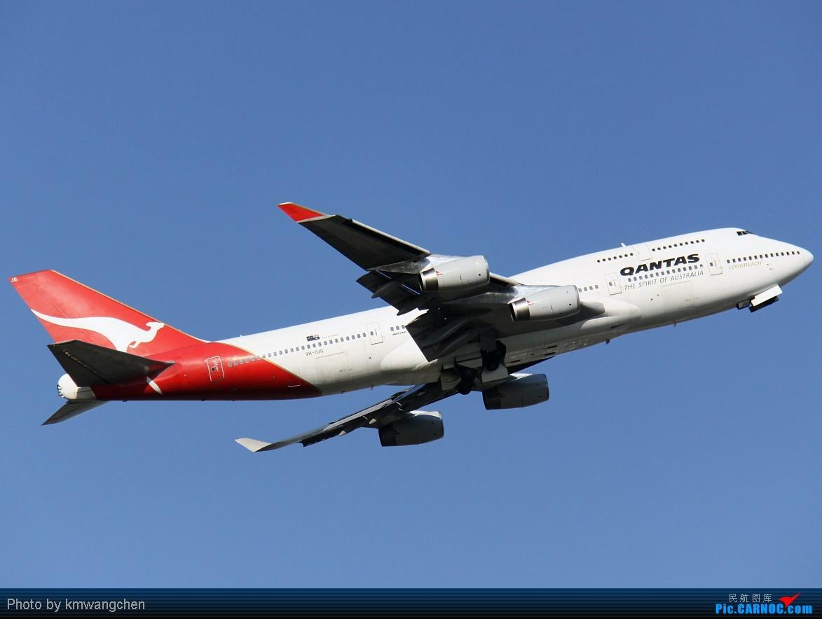 Re:[原创]]【SYDWC】悉尼晴天系列(3)jetstar330.快达747.Polynesian Blue737 BOEING 747-438 VH-OJG Australia SYDNEY KINGSFORD