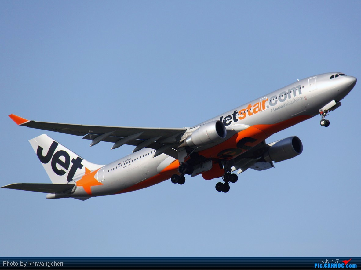 Re:[原创]]【SYDWC】悉尼晴天系列(3)jetstar330.快达747.Polynesian Blue737 AIRBUS A330-202 VH-EBE Australia SYDNEY KINGSFORD