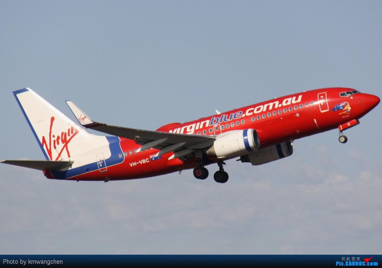 Re:[原创]]【SYDWC】悉尼晴天系列(3)jetstar330.快达747.Polynesian Blue737 BOEING 737-7QB VH-VBC Australia SYDNEY KINGSFORD