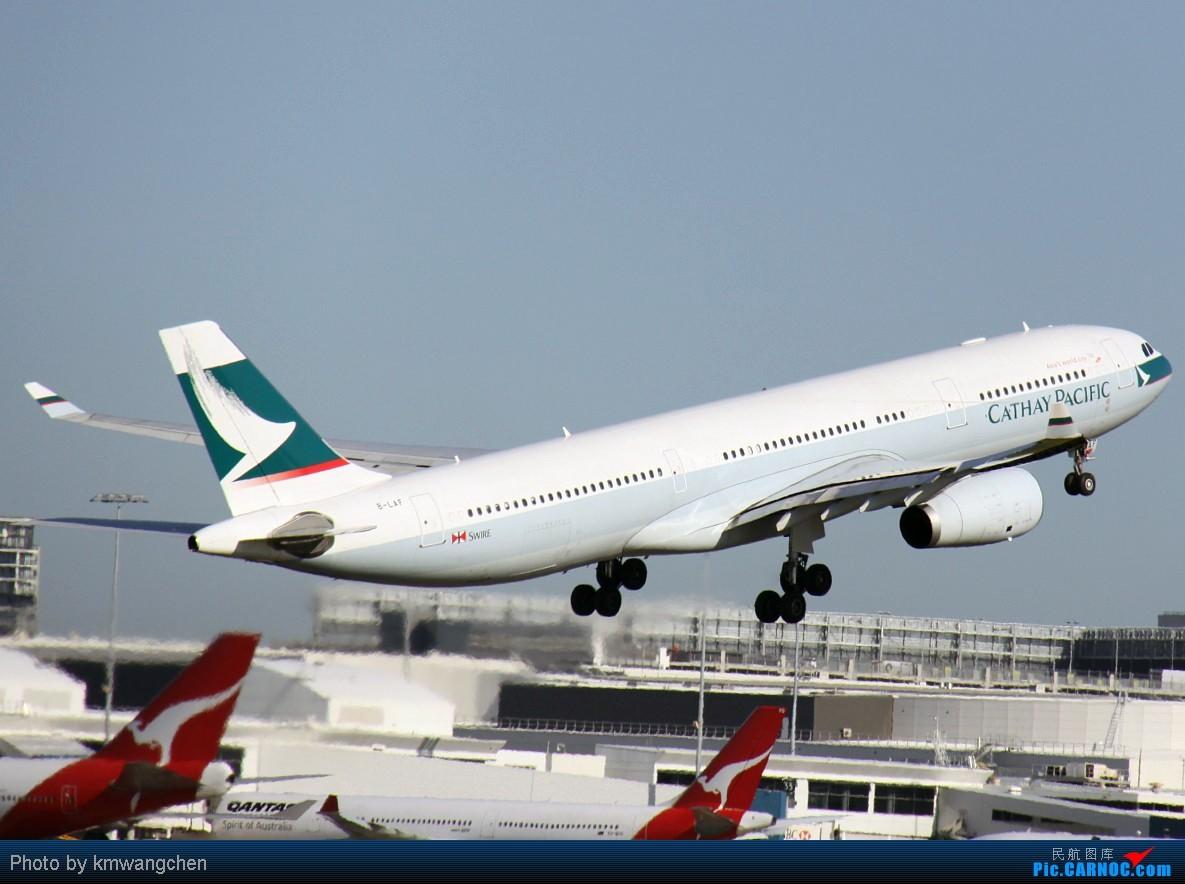 Re:[原创]]【SYDWC】悉尼晴天系列(3)jetstar330.快达747.Polynesian Blue737 A330-343X B-LAF Australia SYDNEY KINGSFORD