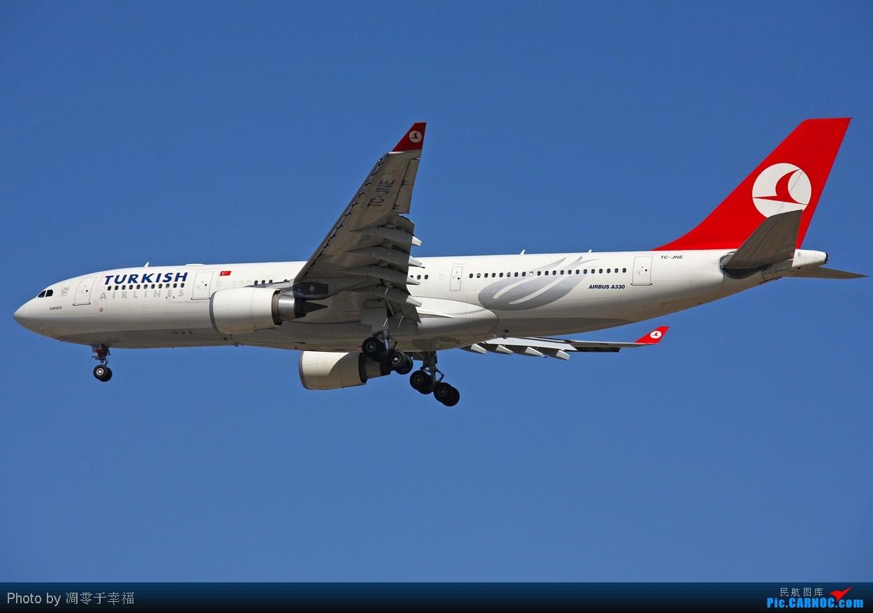 Re:[原创]【BLDDQ】PEK--各式各样,随风飘过!! AIRBUS A330-203 TC-JNE 中国北京首都机场