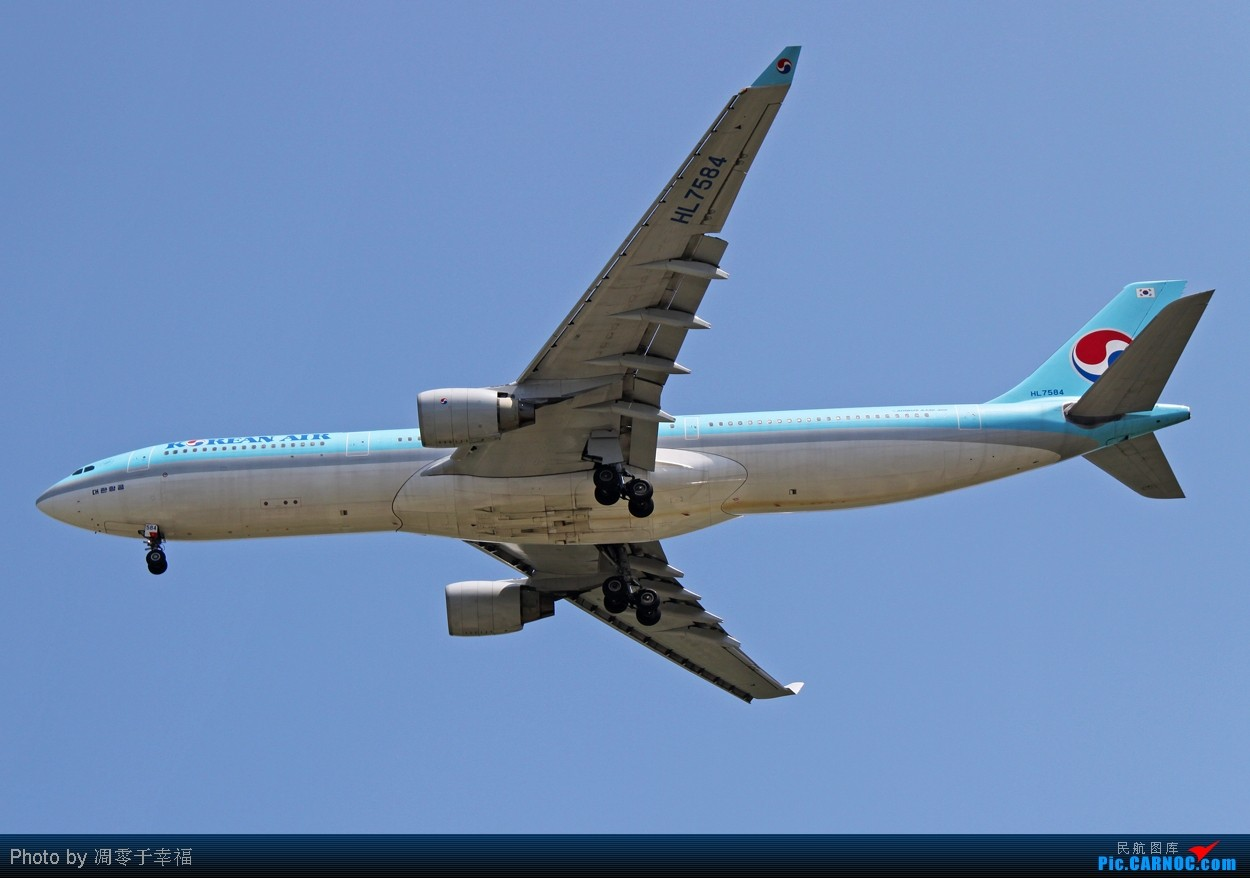 Re:[原创]【BLDDQ】PEK--各式各样,随风飘过!! AIRBUS A330-323X HL7584 中国北京首都机场