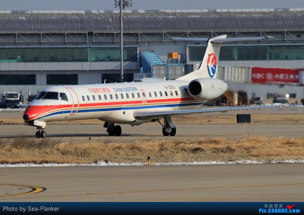 Re:[原创]【BLDDQ】早起,水汽未散,小C先动 EMBRAER ERJ-145 B-3050 中国南京禄口机场