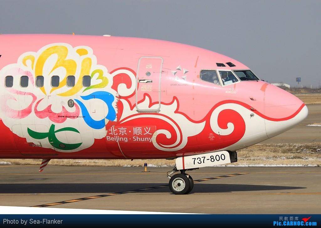 Re:[原创]【NKG】发些最常见但也是百看不厌的:小小庆祝一下自己升737级 BOEING 737-800 B-2642 中国南京禄口机场