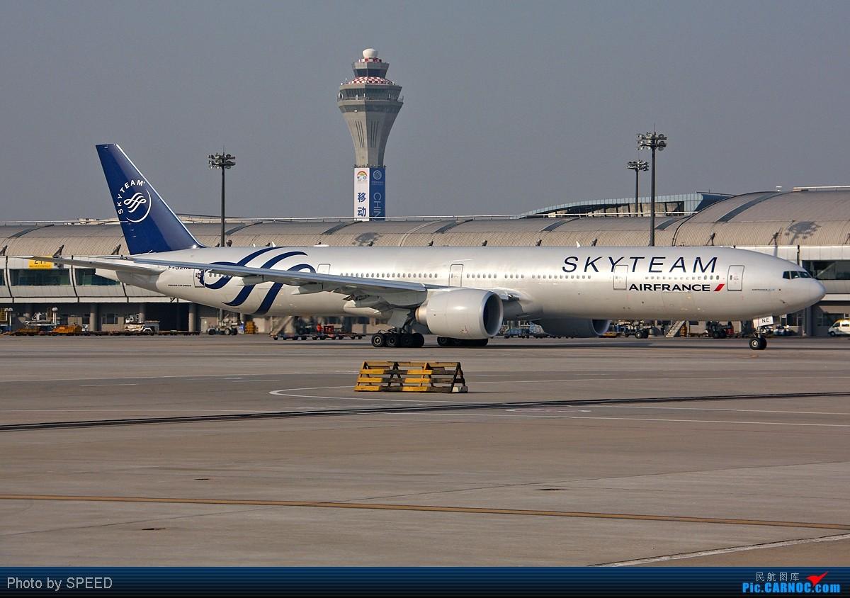 Re:[原创]天合装涂,三张一套,就差大韩 BOEING 777-300 F-GZNE 中国北京首都机场