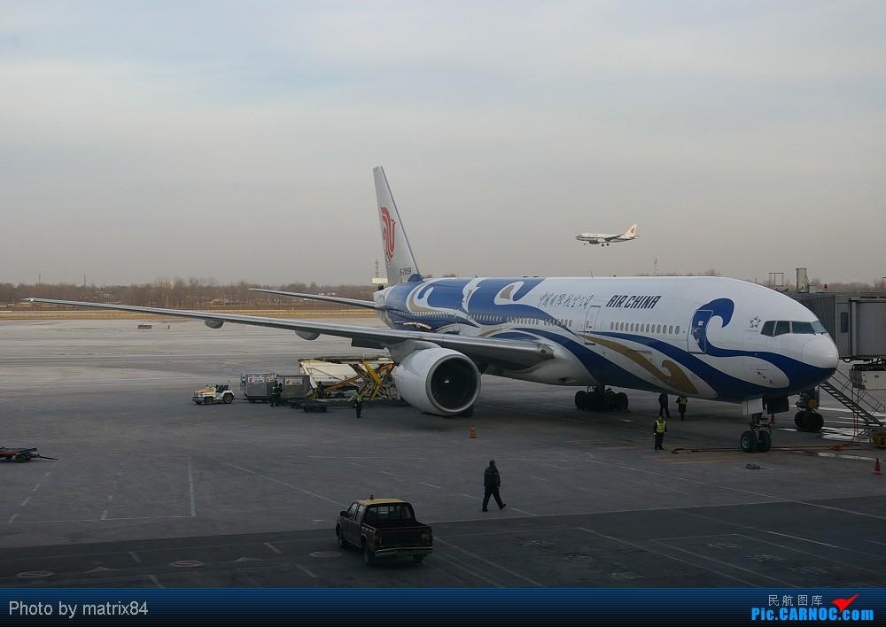 Re:[原创]从家乡起飞,转战PEK,只为体验川航330 YNZ-PEK-CTU BOEING 777-200 B-2059 中国北京首都机场