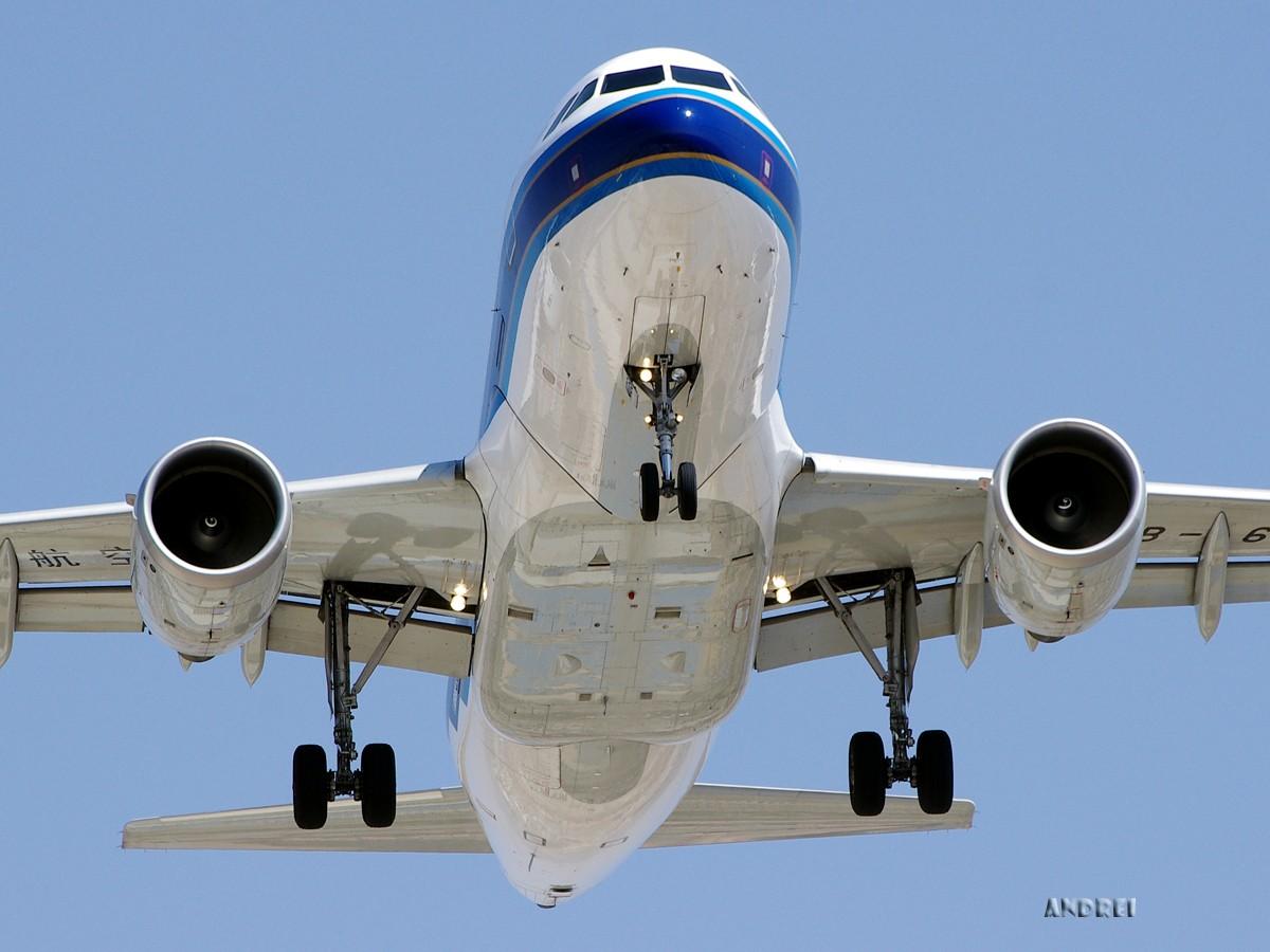 Re:[原创][ANDREI] 一些不常发的角度——A和B的肚皮 AIRBUS A319-100 B-6019 中国昆明巫家坝机场