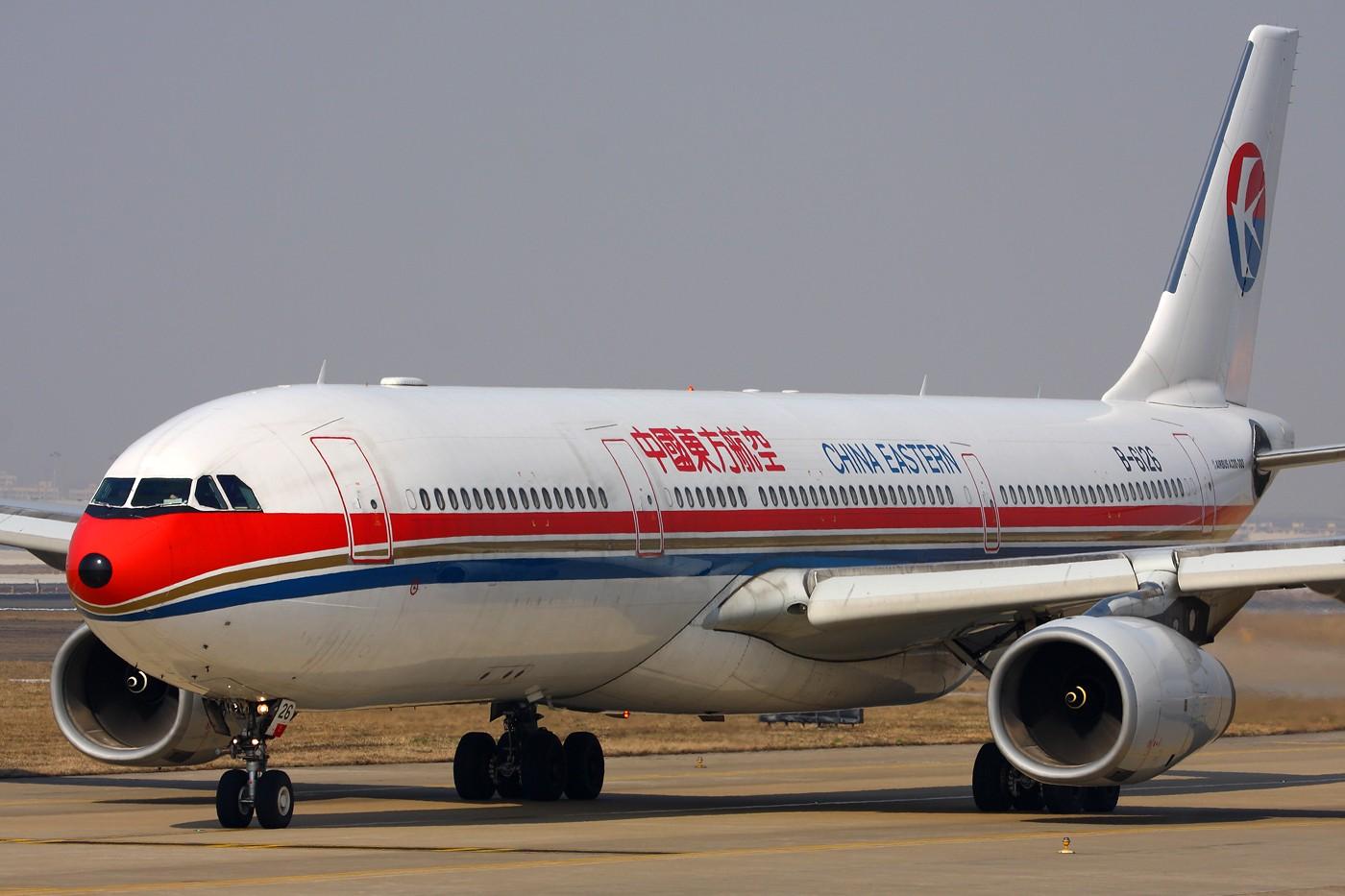Re:[原创]【 ♠ J 】 旧的不去 新的不来 新跑道启用倒计时 AIRBUS A330-300 B-6126 中国上海虹桥机场