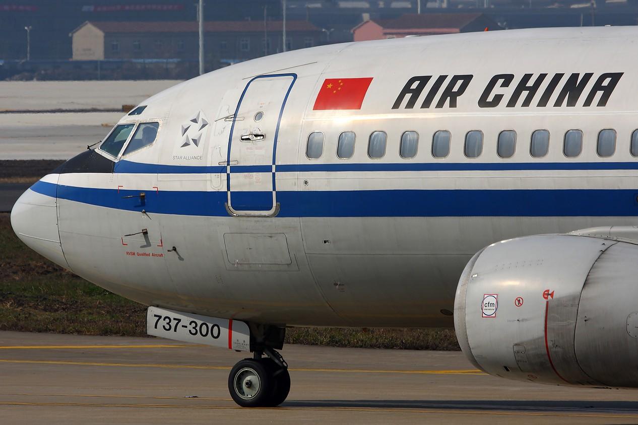 Re:[原创]【 ♠ J 】 旧的不去 新的不来 新跑道启用倒计时 BOEING 737-300 B-2957 中国上海虹桥机场