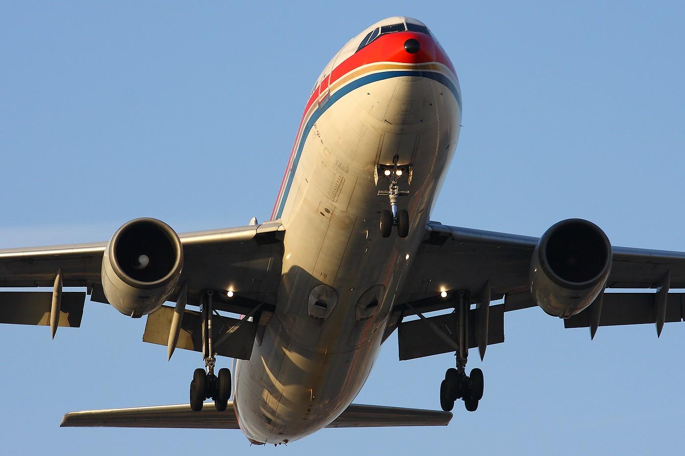 Re:[原创]【 ♠ J 】 旧的不去 新的不来 新跑道启用倒计时 AIRBUS A300B4-605R B-2330 中国上海虹桥机场