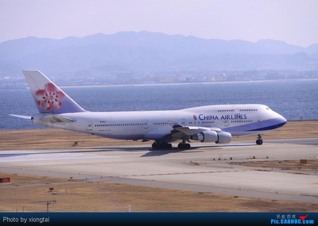 Re:[原创]日本·关西国际空港(KIX/RJBB) BOEING 747-409 N168CL Japan KANSAI INTL