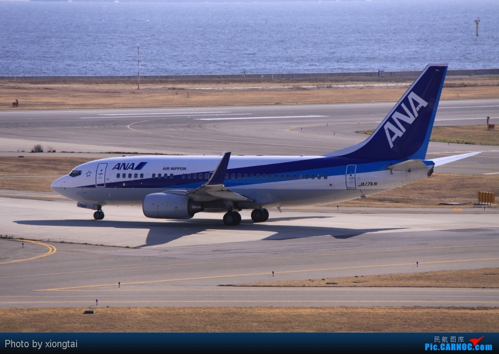 Re:[原创]日本·关西国际空港(KIX/RJBB) BOEING 737-781 JA17AN Japan KANSAI INTL