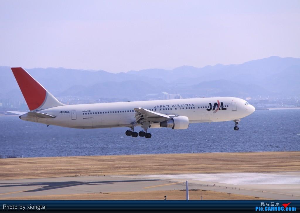 Re:[原创]日本·关西国际空港(KIX/RJBB) BOEING 767-346 JA8365 Japan KANSAI INTL