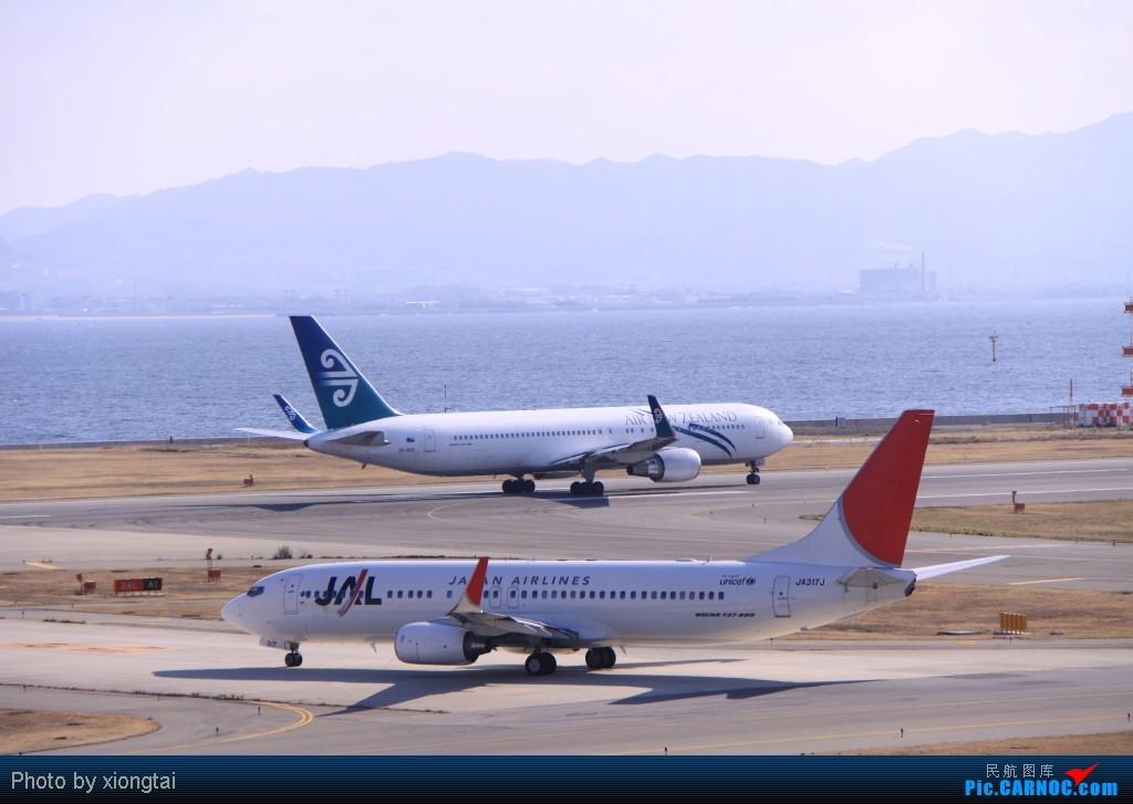 Re:[原创]日本·关西国际空港(KIX/RJBB) BOEING 737-846 JA317J Japan KANSAI INTL