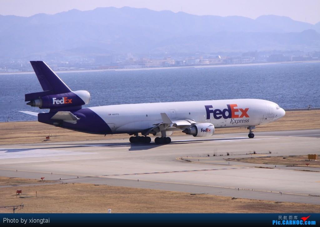 Re:[原创]日本·关西国际空港(KIX/RJBB) MCDONNELL DOUGLAS MD-11F N607FE Japan KANSAI INTL