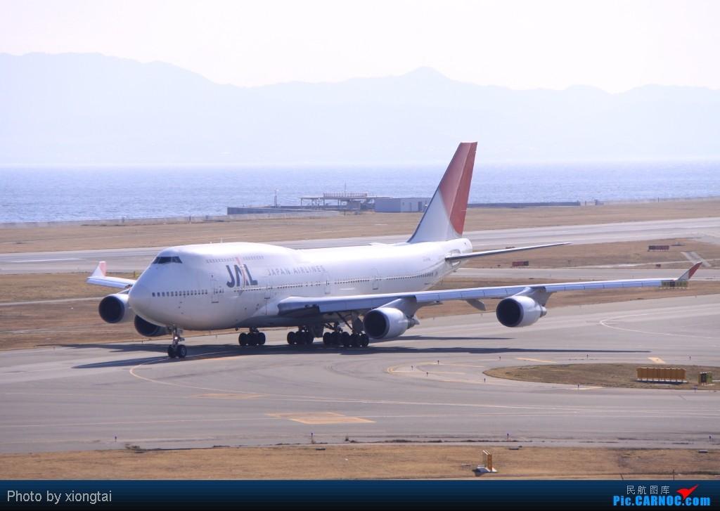 Re:[原创]日本·关西国际空港(KIX/RJBB) BOEING 747-446 JA8079 Japan KANSAI INTL