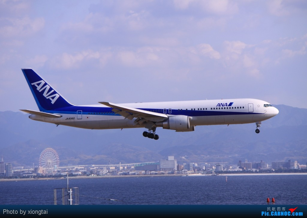 Re:[原创]日本·关西国际空港(KIX/RJBB) BOEING 767-381 JA8360 Japan KANSAI INTL