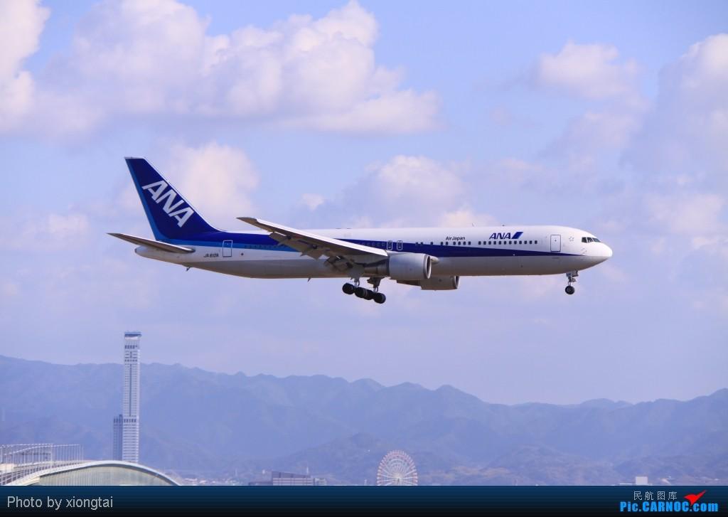Re:[原创]日本·关西国际空港(KIX/RJBB) BOEING 767-381/ER JA610A Japan KANSAI INTL