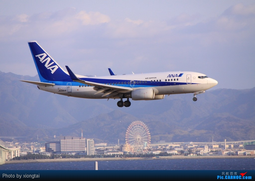 Re:[原创]日本·关西国际空港(KIX/RJBB) BOEING 737-781 JA06AN Japan KANSAI INTL