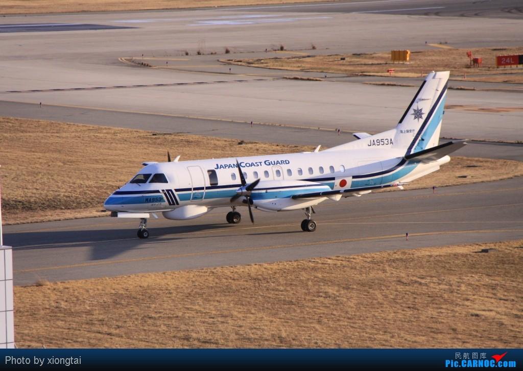 Re:[原创]日本·关西国际空港(KIX/RJBB) SAAB 340B/PLUS SAR-200 JA953A Japan KANSAI INTL
